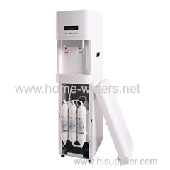 Hot and cold stand Ro water dispenser purifier