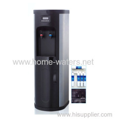 Floor stand ro water dispensers