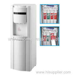 Three taps ro water dispenser purifiers