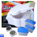 food chopper with 3 storage containers