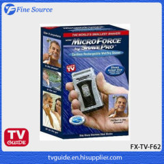 MICRO FORCE shavering beauty for men