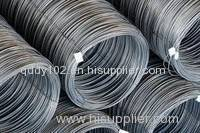 Factory Price Hot Rolled Steel Wire Rod