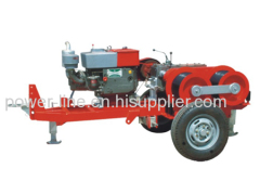 5 Ton Double Drum Diesel Engine Winch