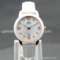 Lovers Branded Cute Quartz New Wrist Watch Waterproof Ladies Watches