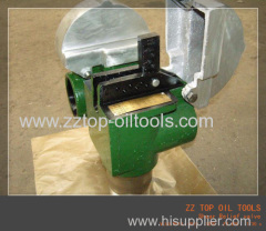 mud pump shear relief valve