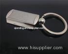 Handbag Alloy logo zinc metal logo charm badge hooks for key chain