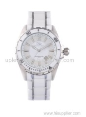 Beautiful Women/ladies Ceramic wristwatch with simple and Lovely designs