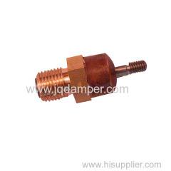 Brass pnematic valve control pressure