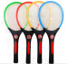 Rechargeable Mosquito Swatter with LED Light for Bangladesh Market
