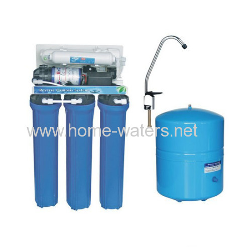 Commercial 100GPD Ro water filter purifiers
