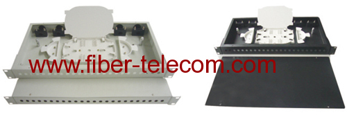 FTTH plastic distribution box TB03B1U