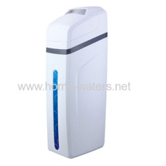 Domestic water softener purifier