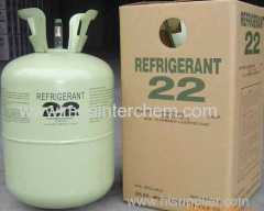 Freon CAS 11126-05-9 Refrigerant R22 R134a R404a R406a R407c R410a R507 R600a