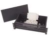 "19"" rack mounted fiber optic indoor terminal box 2U"