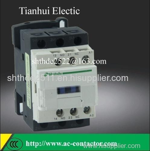 schneider AC contactor 220v lc1-d09 with CE certificate 24V