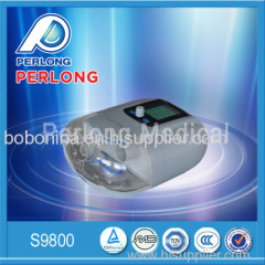 auto cpap machine with heated and moisten S9800