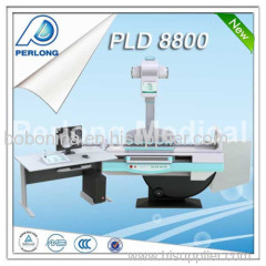 how much does a digital x-ray machine cost PLD8800