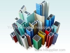Alu radiators or Industrial Aluminum Profile
