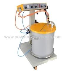 PGC1 powder coating machine