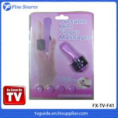Mini finger massager Hand-held