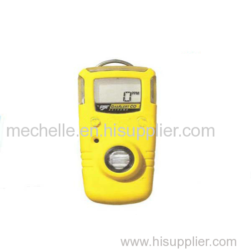 Carbon monoxide portable detection alarm