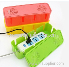 Patch Board Cable Tidy Wiring Organizer Cable Box