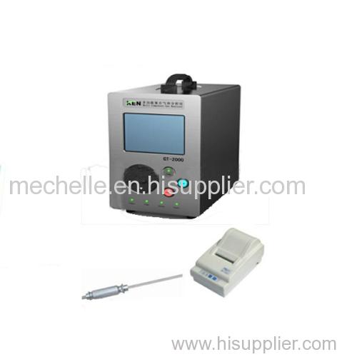 Fixed Type multi gas analyzer/O2 Gas analyzer
