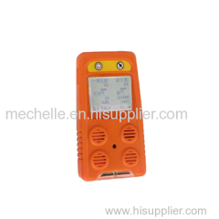 MG04 portable multi gas detector 4 in 1