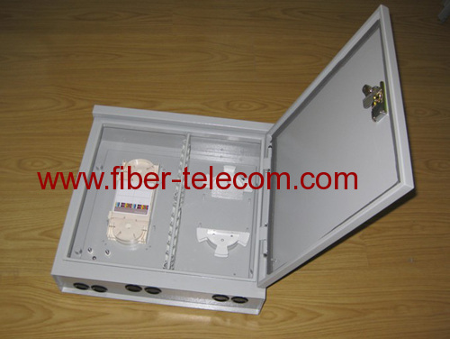 12-Fiber Wall Mounted Outdoor ODF