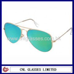 RayBan Blue Mirror Sunglasses