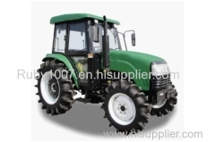 4 wheel drive farm tractor Dq854 made in chinacoal
