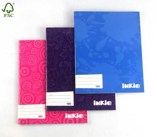 B5 free style softover notebooks