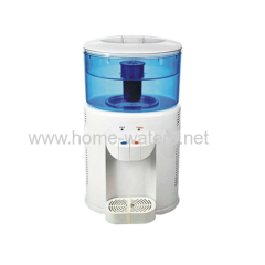 Mini small desk top mineral water purifier