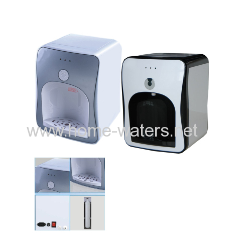 Mini tabletop hot&cold water purifier