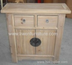 China classical cabinet elm finished