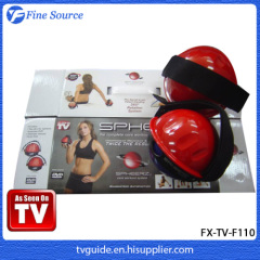 Spheerz Fitness Equipment fit for all ball