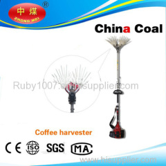 new style 26cc gasoline coffee bean harvester / coffee bean picker / coffee shaker for oliver