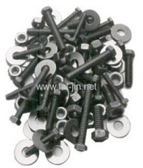 Mixed Metal Oxide Coated Titanium Threaded Rods