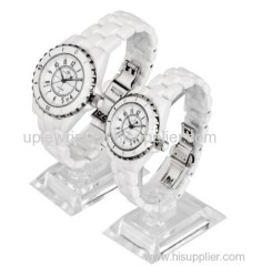 2014Japan Movement and 3ATM water resistant Stylish ceramic Wrist Watches
