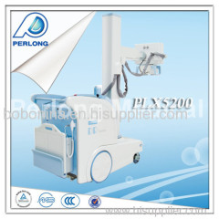 High Frequency Digital x-ray radiography system PLX5200