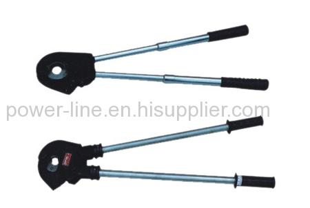 Ratchet Cutters for ACSR Conductors