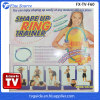 Shape up ring trainer dorsal muscle training