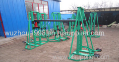 Cable Drum Lifter Stands Cable Drum Lifting Jacks