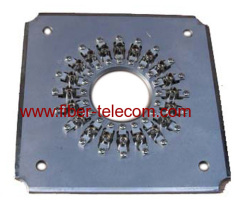Optical Fiber Polishing Fixture
