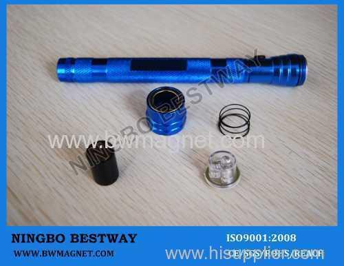 Extendable Magnetic LED Flashlight