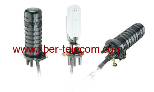 Vertical type Optical Fiber Splice Enclosure OFC-D003
