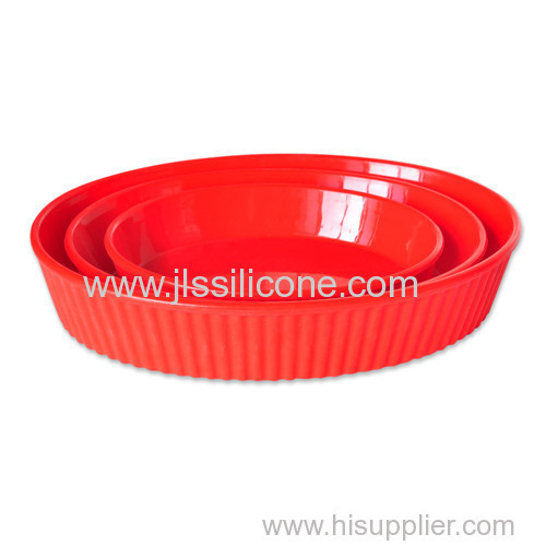 Silicone cake pans shapes