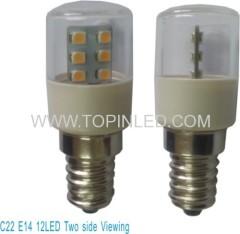 CE CB approval LED refrigerator bulb light lamp