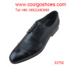 2014 latest designed fashion men's dress shoes yellowcc