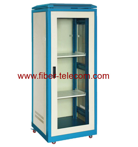16-40U Grey Data Cabinet